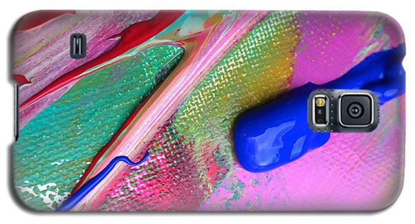 Wet Paint 31 Galaxy S5 Case