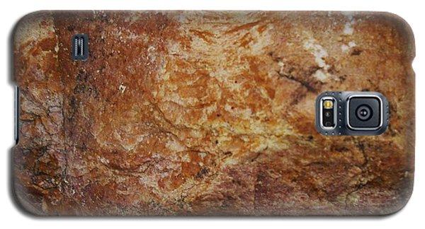 Galaxy S5 Case featuring the photograph Wet Rock by J L Zarek