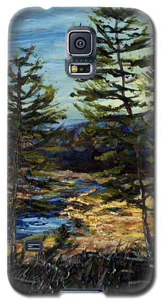 Wetland Meadow Galaxy S5 Case