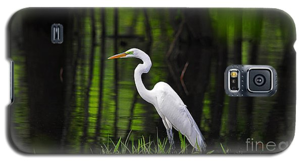 Wetland Wader Galaxy S5 Case