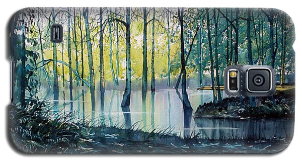 Wetlands On Skipwith Common Galaxy S5 Case