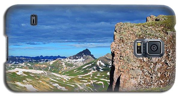 Wetterhorn Peak Galaxy S5 Case
