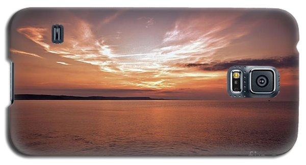 Weymoth Morning Glory Galaxy S5 Case by Baggieoldboy