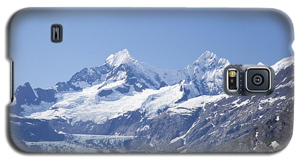 whale in Glacier Bay Park Alaska Galaxy S5 Case