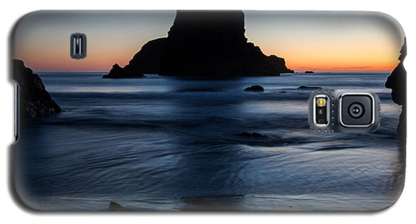 Whaleshead Beach Sunset Galaxy S5 Case