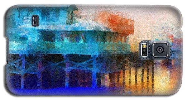 Wharf Color Galaxy S5 Case