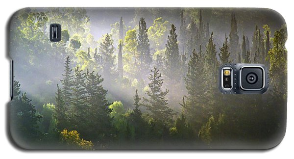 What A Misty Morning Galaxy S5 Case