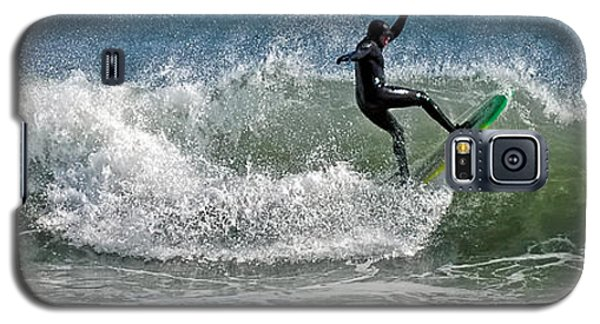 Galaxy S5 Case featuring the photograph What A Ride by Sami Martin