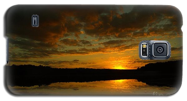 What A Sunset Galaxy S5 Case