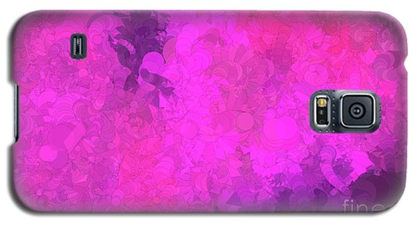 What Do You Want Pink Galaxy S5 Case