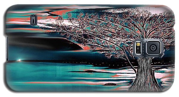 What Ever Dreams You Follow Galaxy S5 Case by Yul Olaivar