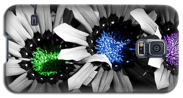 Galaxy S5 Case featuring the photograph Colored Blind by Janice Westerberg