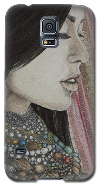 What Is Beauty Galaxy S5 Case by Malinda  Prudhomme