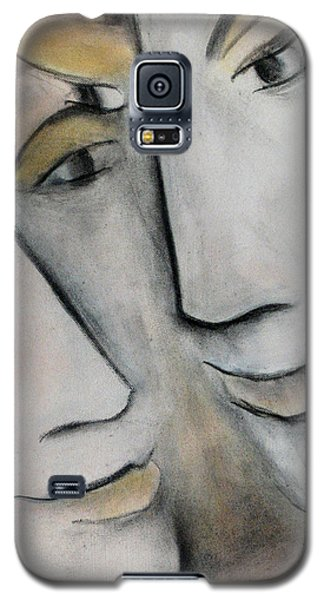 What Is The Space Between Two People 2 Galaxy S5 Case