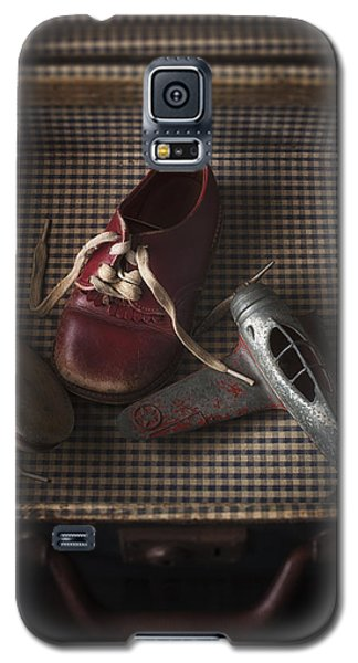 Galaxy S5 Case featuring the photograph What Little Boys Are Made Of... by Amy Weiss