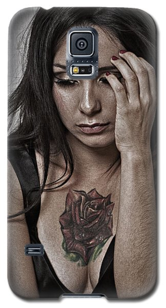 Galaxy S5 Case featuring the photograph What Next ... by Chuck Caramella