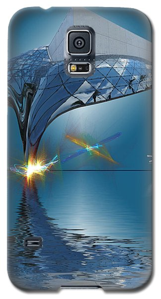 What Would Dali Do? Galaxy S5 Case by Gordon Engebretson