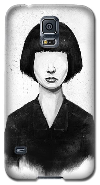 Portraits Galaxy S5 Case - What You See Is What You Get by Balazs Solti