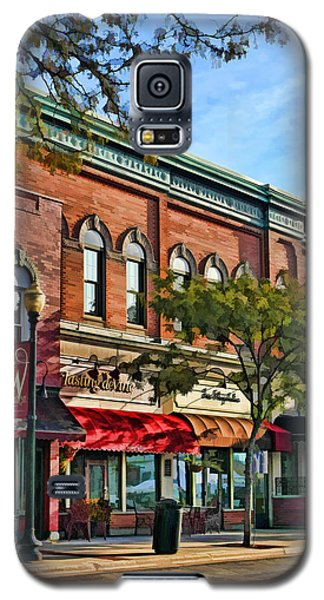 Wheaton Front Street Stores Galaxy S5 Case