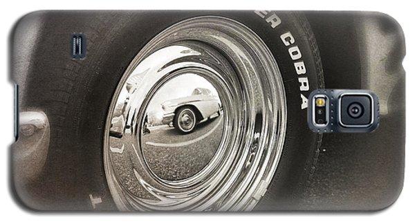 Wheel On Wheel Galaxy S5 Case by Paul Cammarata