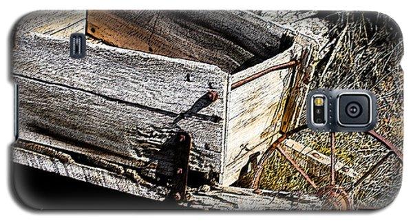 Wheelbarrow Of Time Past Galaxy S5 Case