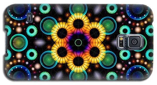 Wheels Of Light Galaxy S5 Case