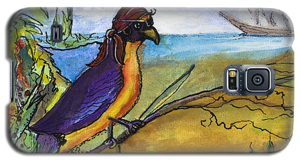 When Birds Of Paradise Go Bad Galaxy S5 Case