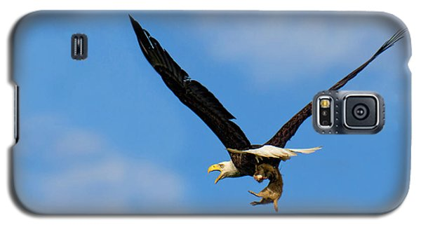 When Dogs Fly Galaxy S5 Case