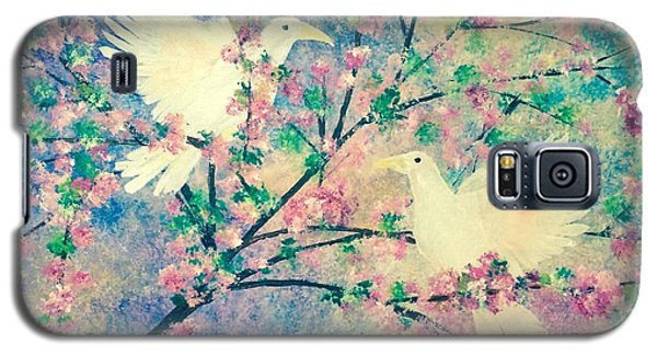 When Doves Fly Galaxy S5 Case