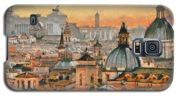 When In Rome Galaxy S5 Case