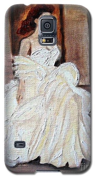 When Lovely Women II Galaxy S5 Case