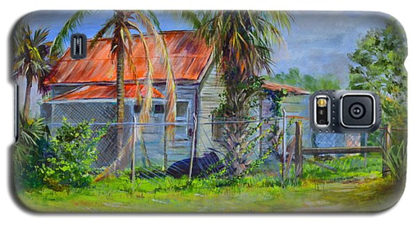When The Cow Came Home Galaxy S5 Case by AnnaJo Vahle