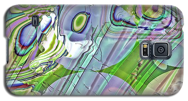 Galaxy S5 Case featuring the digital art When Worlds Collide by Richard Thomas