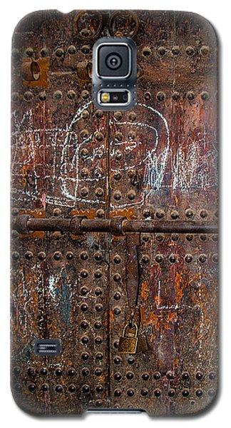 Marrakech Door Galaxy S5 Case