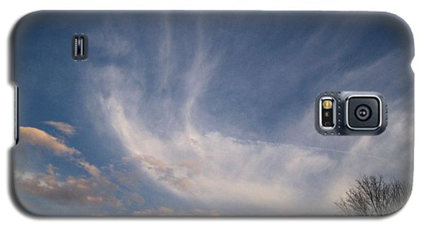 Where Does The Wind Come From Galaxy S5 Case
