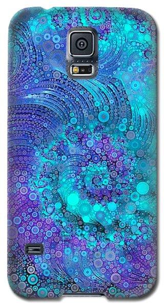 Where Mermaids Play Galaxy S5 Case by Susan Maxwell Schmidt