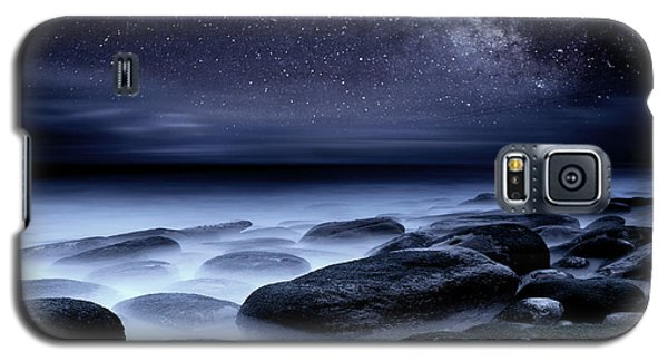Where No One Has Gone Before Galaxy S5 Case by Jorge Maia