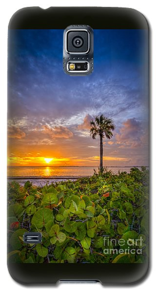 Where The Heart Is Galaxy S5 Case