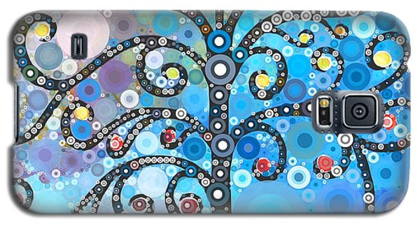 Whimsical Tree Galaxy S5 Case