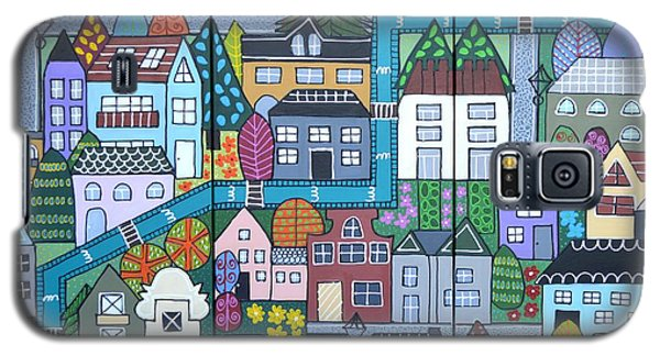 Whimsical Village Galaxy S5 Case