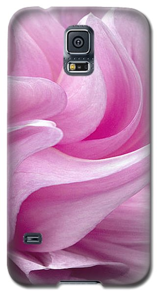 Whimsy Girl Galaxy S5 Case by Jean OKeeffe Macro Abundance Art