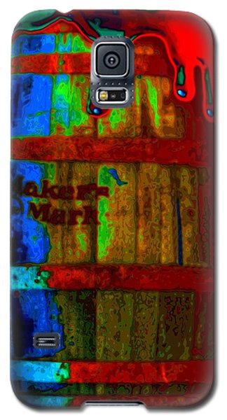 Whiskey A Go Go Galaxy S5 Case by Alec Drake
