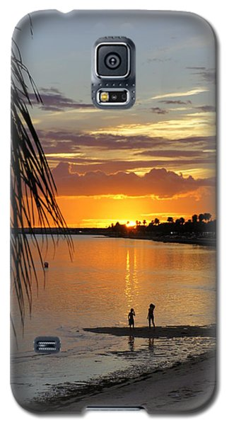 Galaxy S5 Case featuring the photograph Whiskey Joe's by Laurie Perry