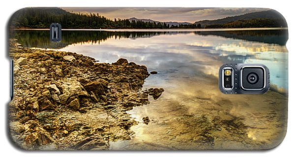 Whiskeytown Lake Reflections Galaxy S5 Case by Randy Wood