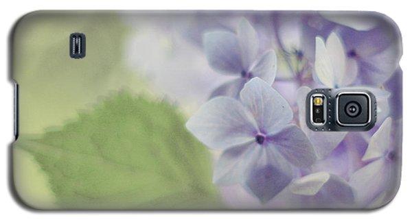 Whisper Galaxy S5 Case by Amy Tyler