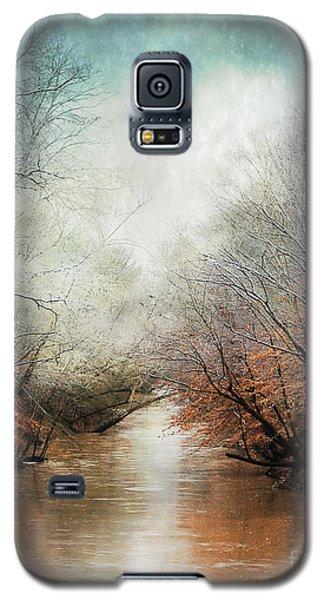 Whisper Of Winter Galaxy S5 Case