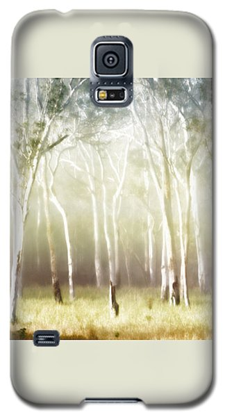 Galaxy S5 Case featuring the photograph Whisper The Trees by Holly Kempe