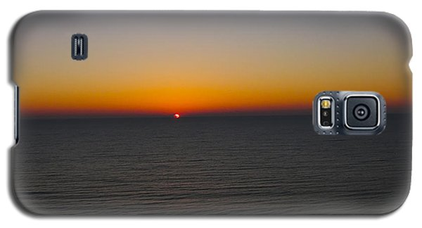 Whispered Message At Sunrise Galaxy S5 Case by Rhonda McDougall