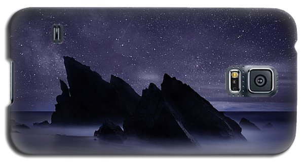 Whispers Of Eternity Galaxy S5 Case by Jorge Maia