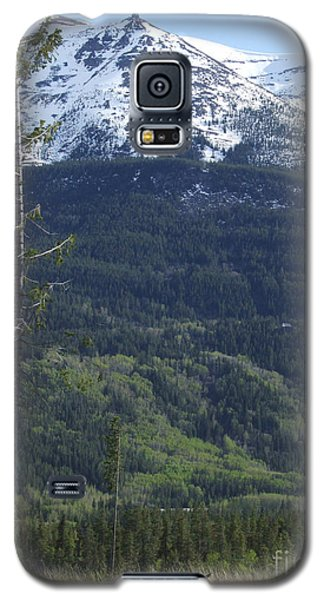 Whistler - Jasper - Canada Galaxy S5 Case by Phil Banks